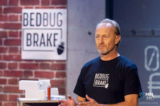 Günter Schachinger Bedbugbrake Bettwanzenfalle